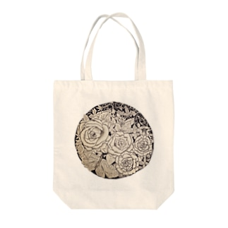 Magical Flower Tote bags