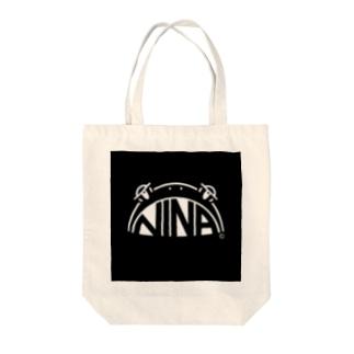 NINA LOGO Tote bags