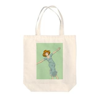 若草 Tote bags