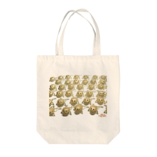 NINA Close Distance Budgetgaeru Tote bags