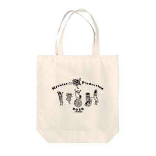 マカロニ星人 Tote bags