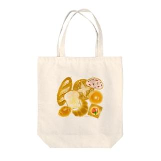 [bread] Tote bags
