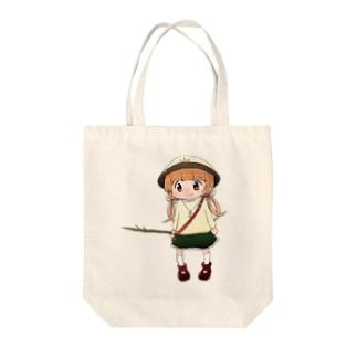 なのちゃん Tote bags