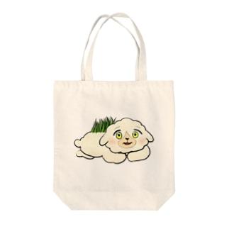 なんなん Tote bags