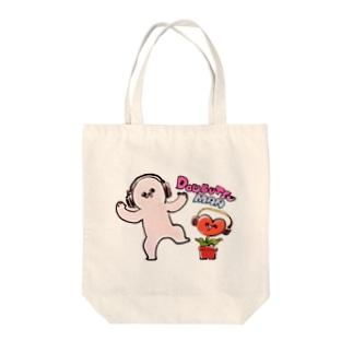 どうぶつマン(音楽) Tote bags
