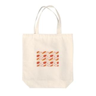 つぶつぶ明太フランス Tote bags
