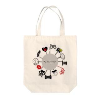 大人可愛い♥フォトプロップス Tote bags