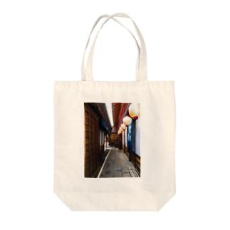 ロジウラ Tote Bag