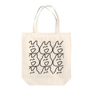 犬っぽい動物 Tote bags