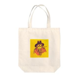 サンタくん(ちょうなん) Tote bags