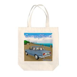 3rdCORONA Tote bags
