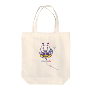 Cosmic Ninja -YAMIICHI-のはちみつコゾウ トートバッグ