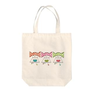 アメチャンズ Tote bags