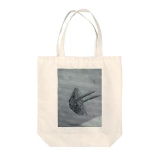五線譜上の餃子 Tote bags