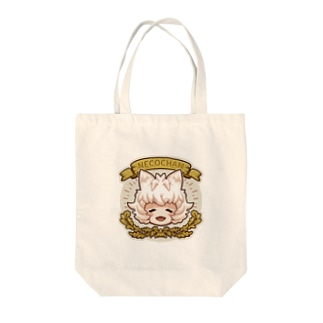 HAPPYネコチャン Tote bags