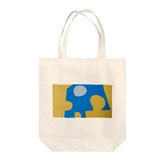 プラネタリウム Tote bags