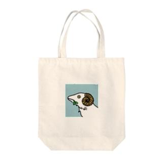 八木さん Tote bags
