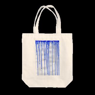 浅葱ネギの溶ける Tote bags