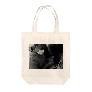 かぞえる合田 Tote bags