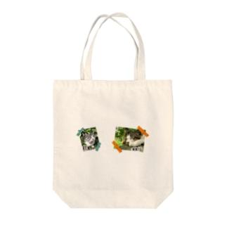 フルカラーver.inlet_cats Tote bags