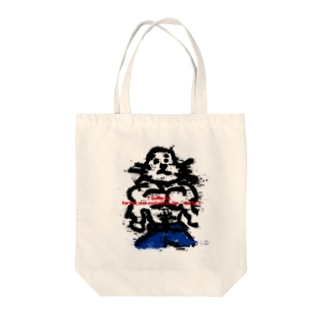 i am ゴマッチョ !!! Tote bags