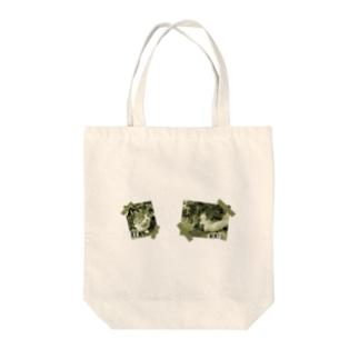 セピアver.inlet_cats  Tote bags
