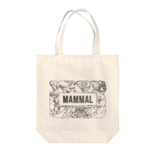MAMMAL モノ Tote bags