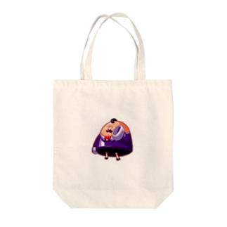 りんご王国の書記官 Tote bags