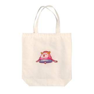 りんご王国の王妃 Tote bags