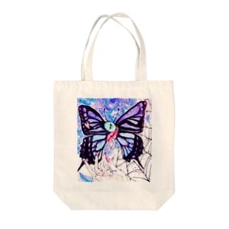 mayuri.M+aのmayuri.M+aバタフライトート Tote bags
