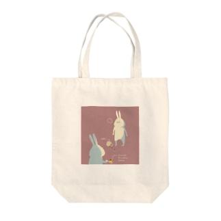 第一次プリン戦争 Tote bags
