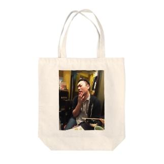 過激派倉庫 Tote bags