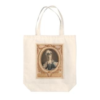 マリーアントワネット Tote bags
