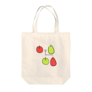 家系図 Tote bags