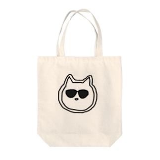 ぐらさんねこ Tote bags