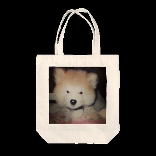 mocogyuのもこちゃん Tote bags