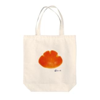 クリームパン♪ Tote bags