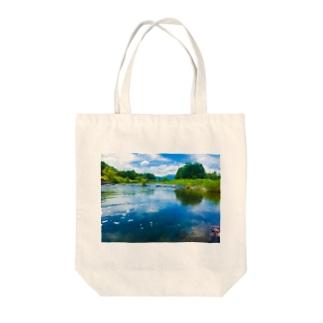 荒川(in栃木) Tote Bag