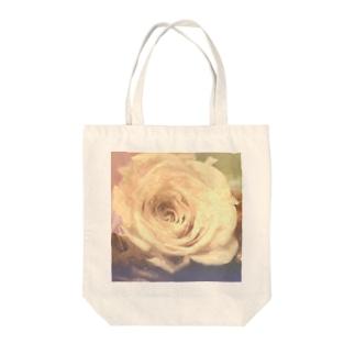ピンクローズトートバッグ Tote bags