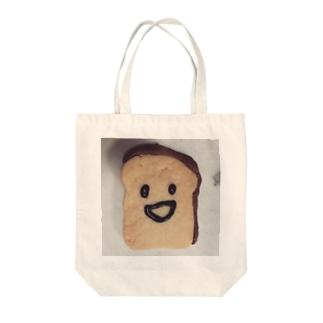 クッキー ぱん さん Tote bags