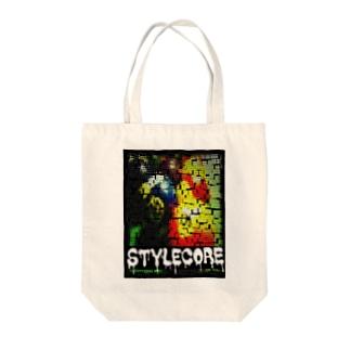 STYLECOREのSTYLECORE s-5 Tote bags