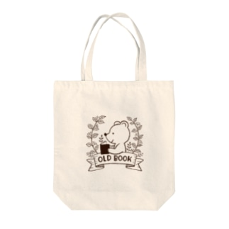 OLD BOOKトート Tote bags