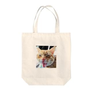 茶々丸くん1号 Tote bags