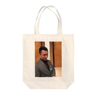 ボディガード合田 Tote bags