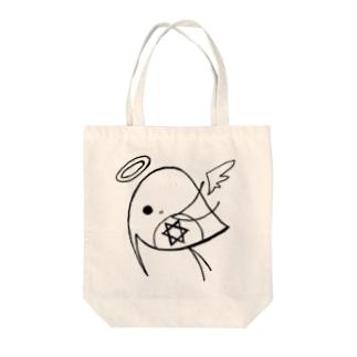 みじんちゃん Tote bags