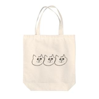 チャンネコ( トリプルアクセル ) Tote bags
