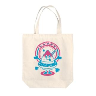 フラッペ Tote bags