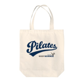 ピラティス PILATES B light Tote bags