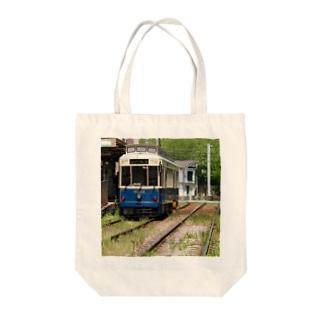 春の都電 Tote bags