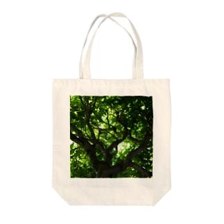 水の緒 Tote bags
